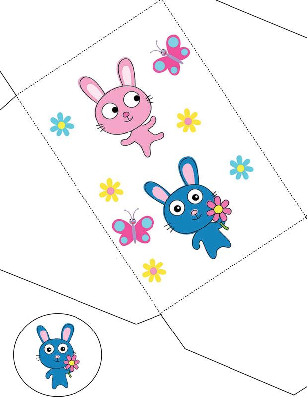 конверт с днем рождения распечатать картинки для