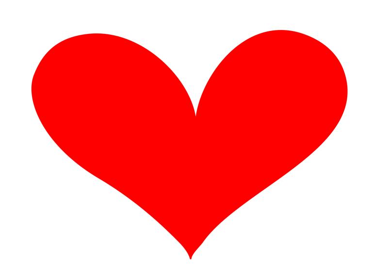 рисунок с сердечком